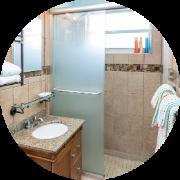 Bathroom & Outdoor Shower